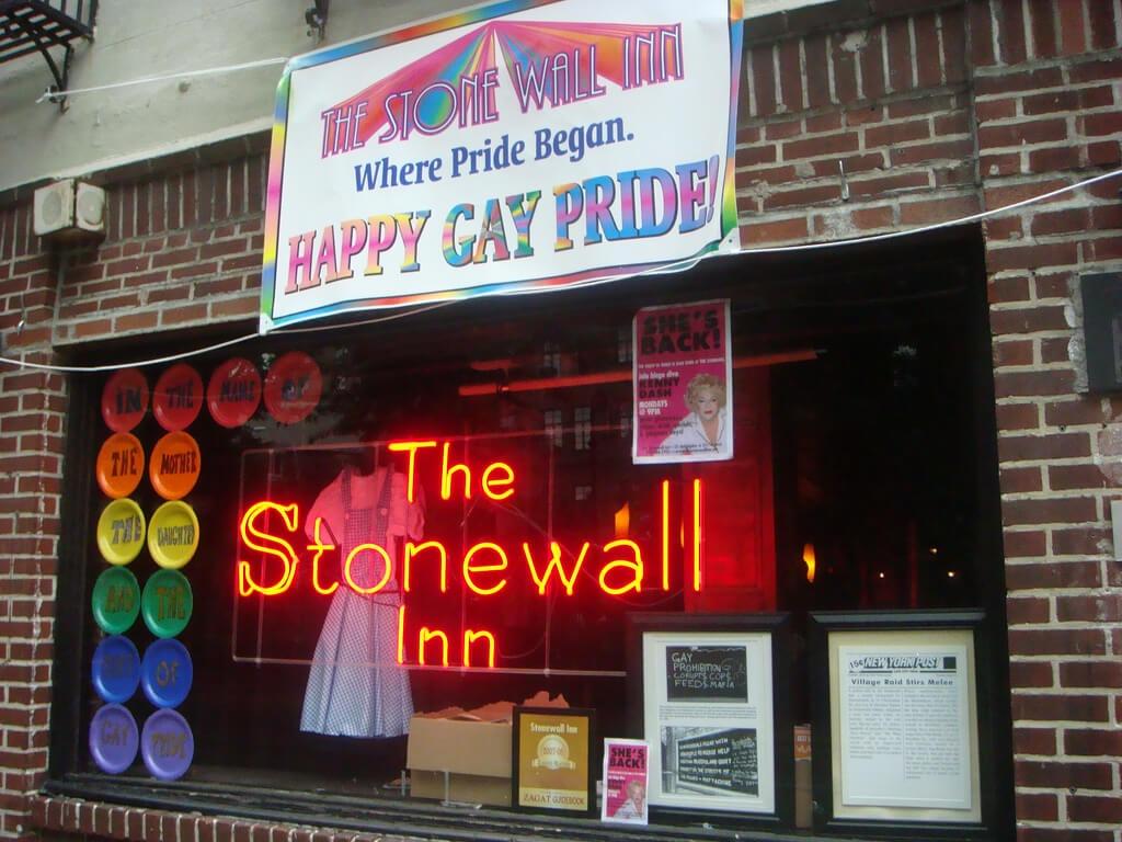 Donde comenzaron las marchas del Orgullo Gay
