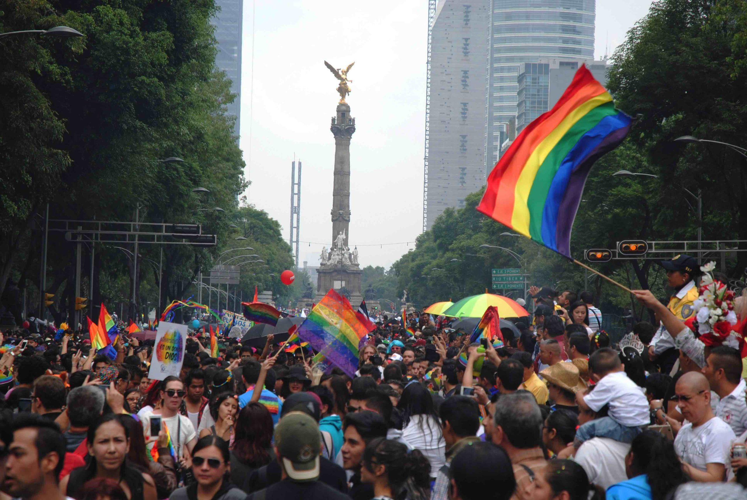 Orgullo Gay México
