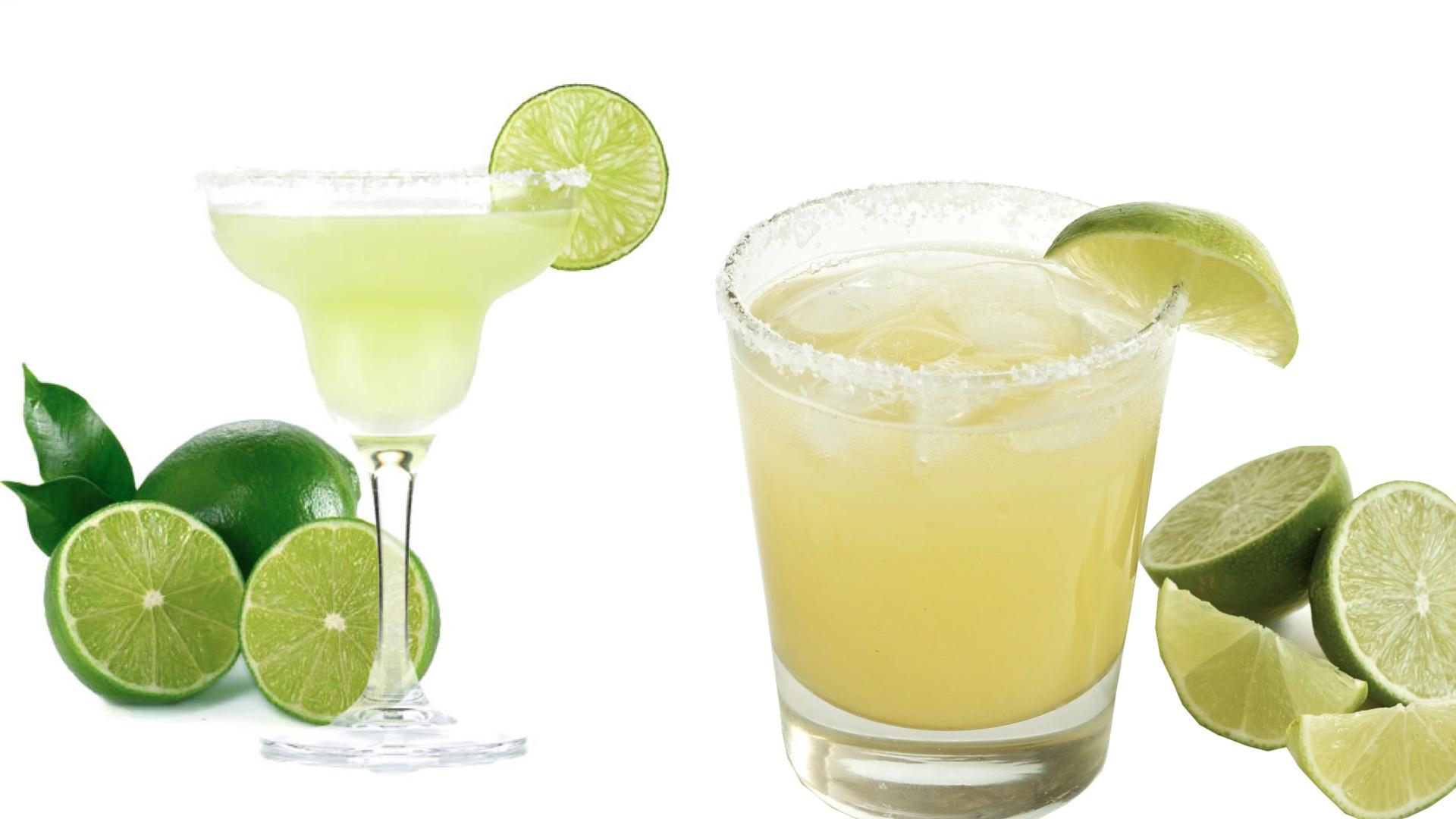 Cóctel Margarita